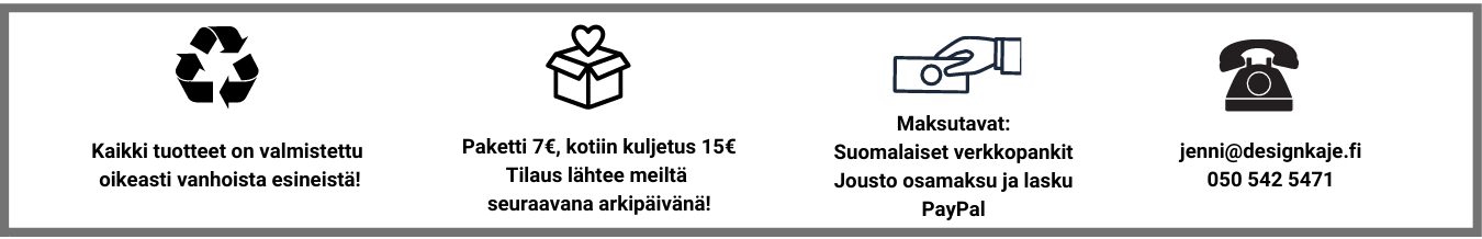 Topelius kirjakaiutin - designkaje.fi